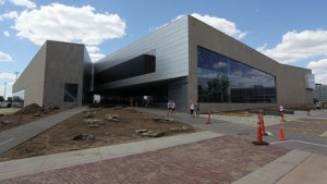 FRC Foster Recreation Center outside