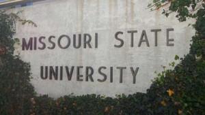 Missouri State legacy wall