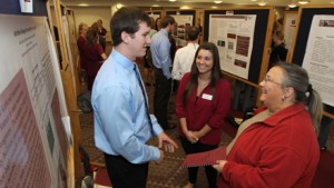 Poster research presentations