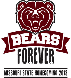 Bears Forever Homecoming logo