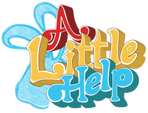 A Little Help logo