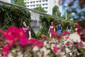 students campus legacy ivy spring