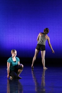 theatre dance students performance