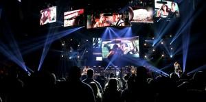 Concert at JQH Arena