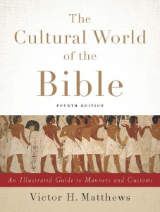 Cultural World of the Bible book cover