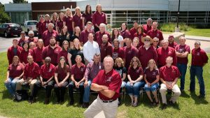 Portrait of ag faculty and staff