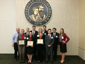 Honors organization wins big at regional competition