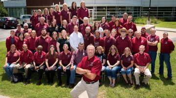 Maroon Minute recognizes the William H. Darr College of Agriculture