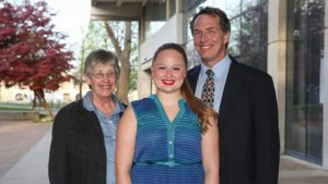 Scholarship recognizes passion for science and dance