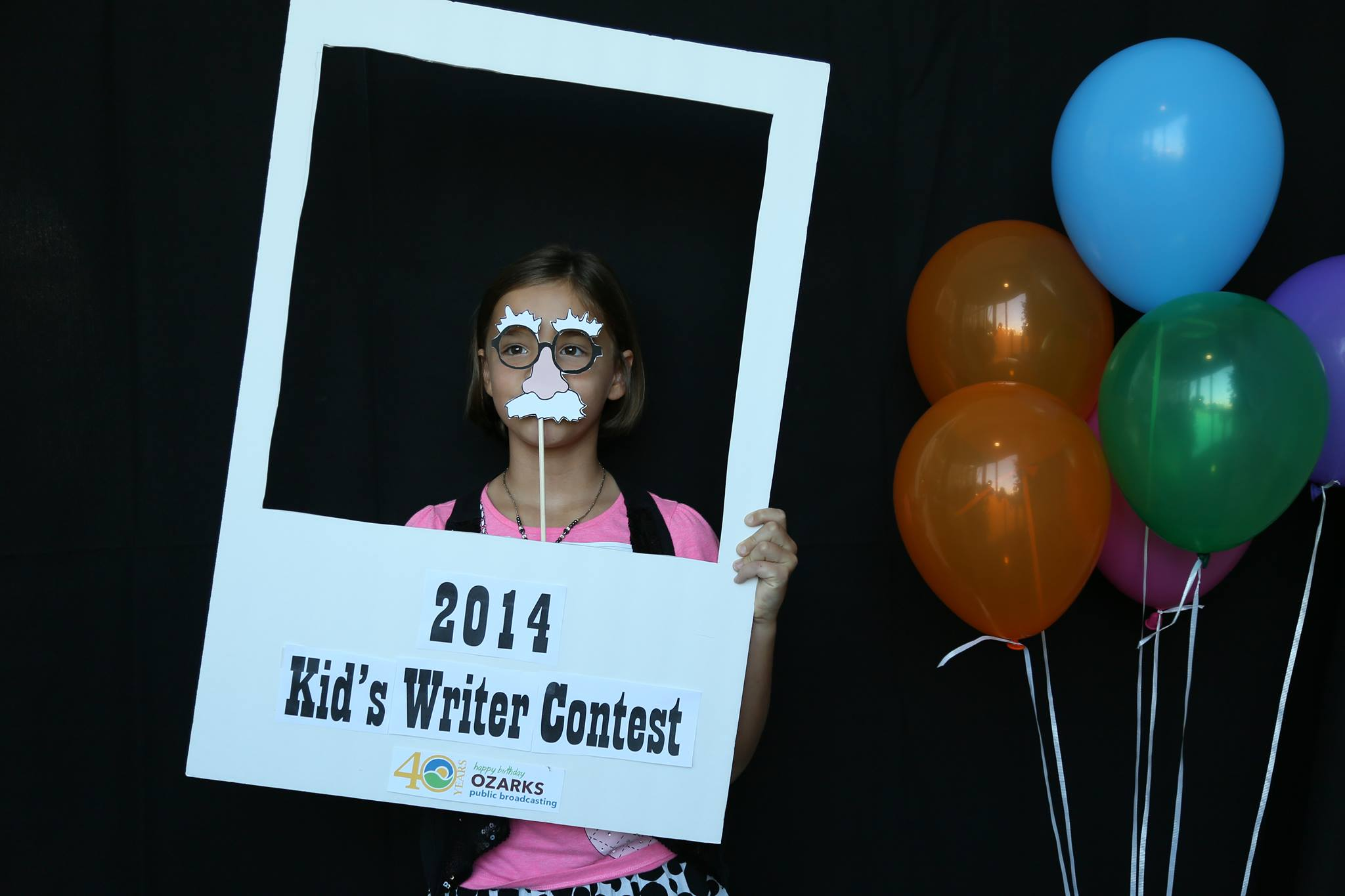 OPT KIDS Writers Contest party