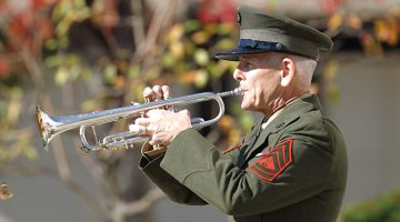 Veterans Day celebration includes breakfast, musical performances