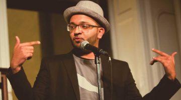 International Education Week celebration features Muslim storyteller