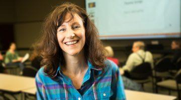 Maroon Minute honors work of Dr. Alana Kozlowski