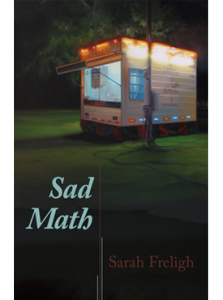 'Sad Math' author invites all to a free reading April 8