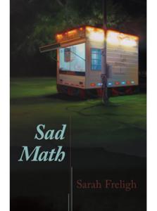 'Sad Math' author invites all to a free reading April 8