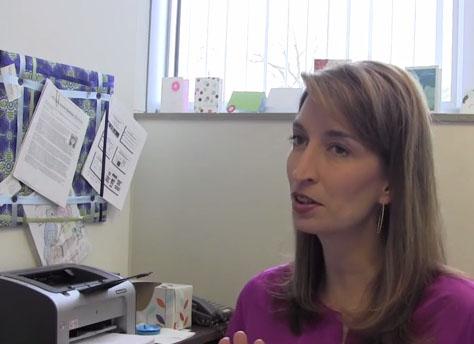 Natalie Allen dietitian