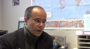 Professor seeks clarity in turbulent Middle Eastern issues