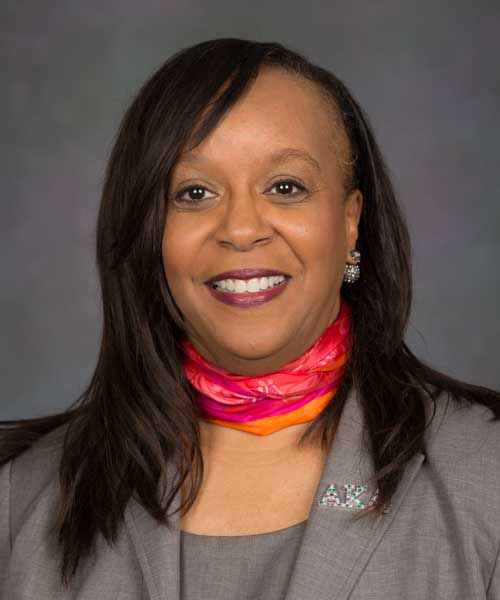A head shot of Dr. Michele Smith.