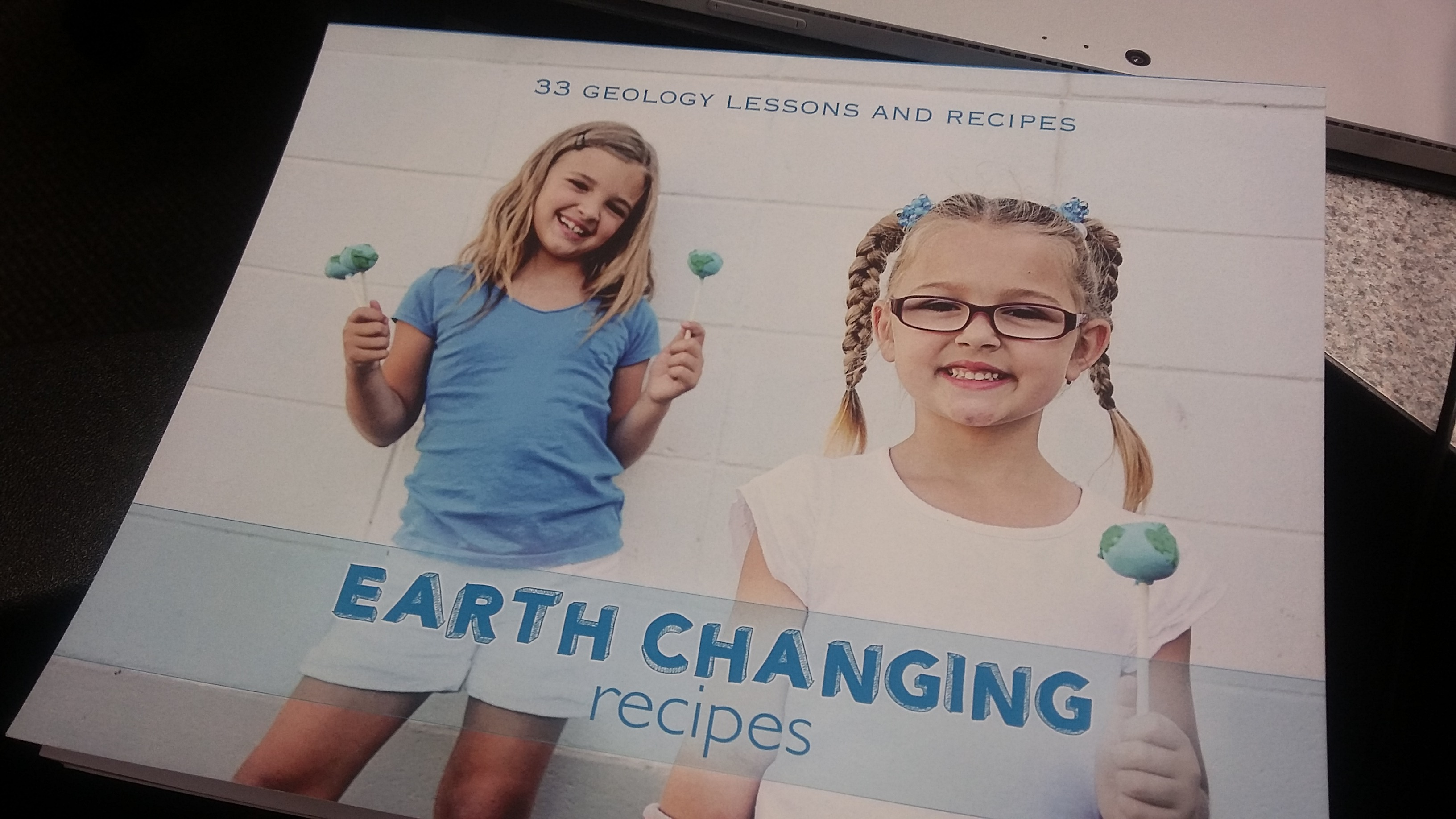 Cover of Earth Changing Recipes