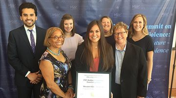 Ad Team wins national advertising competition