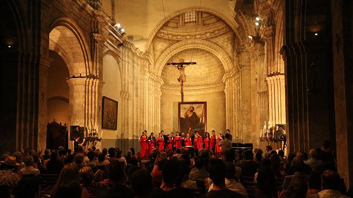 Cuban choir