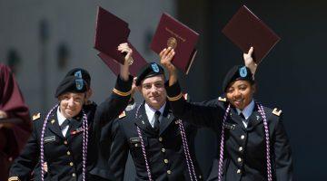 University designated as military-friendly school