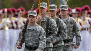 Campus Veterans Day celebrations commend sacrifices