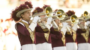 Department of music inks two to direct athletic, concert bands