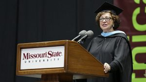 Sara Lampe to receive MSU honorary doctorate