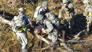 Bear Battalion takes first place in annual 'Ranger Challenge'