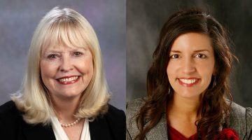 Board of Governors to be led by two women for first time