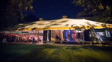 Tent Theatre upholds tradition with three summer shows