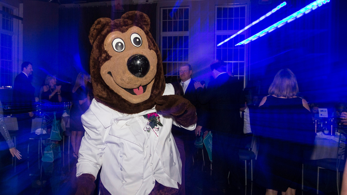 Boomer at the MarooNation Ball
