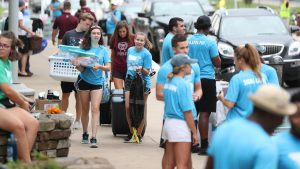 MSU sets another opening day enrollment record