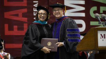 MSU seeks nominations for honorary doctorate degree