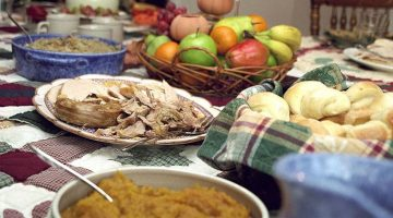 Be thankful: Tips for avoiding the holiday feasting guilt