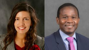 Board of Governors elects new officers for 2018