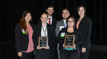 Accounting students find success at national competition
