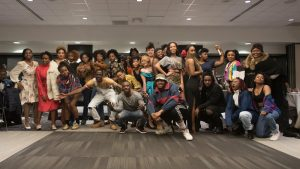Black History Month Banquet and Fashion Show