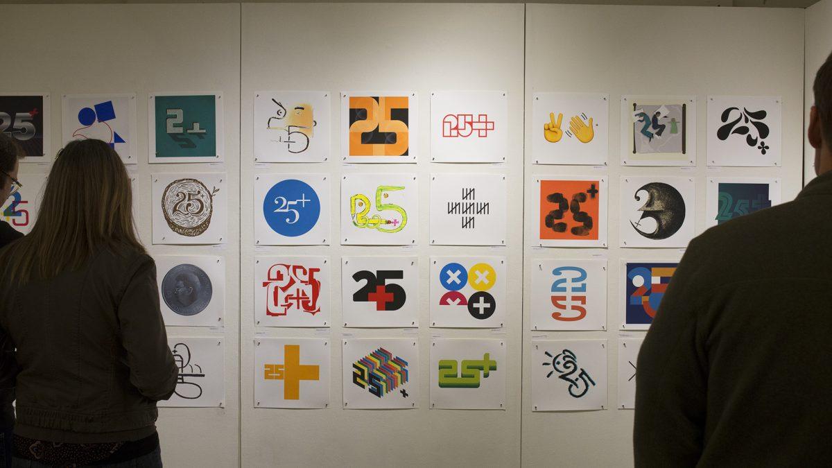 Art exhibit at Brick City