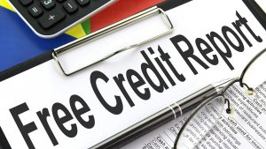 Getting a free credit report