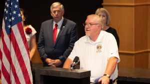 Sen. Jay Wasson selected for Governmental Excellence Award