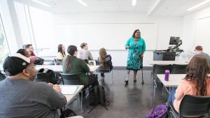 Hospitality leadership professor achieves more with true passion