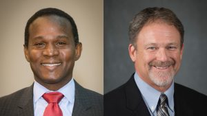 Board of Governors elects new officers for 2019