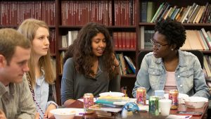 Students in study group