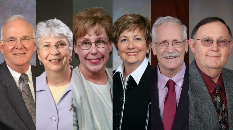 2019 Wall of Fame Honorees