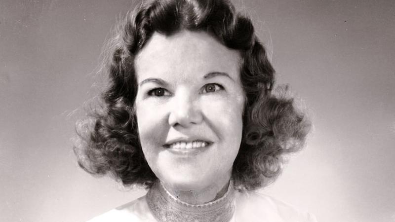 A photo of Kathryn Kuhlman