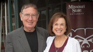 Ed and Carol Pinegar